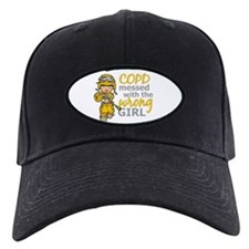 Combat Girl COPD Baseball Hat