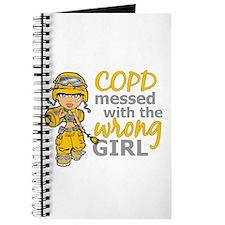 Combat Girl COPD Journal