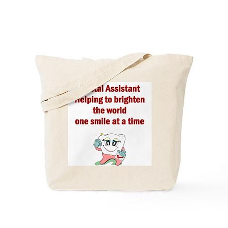 Dental Assistant Tote Bag