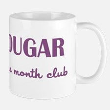 COUGAR of the MONTH CLUB Mug