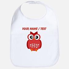 Custom Red Owl Bib