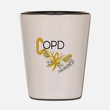 Butterfly 3.1 COPD Shot Glass