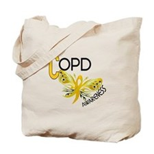 Butterfly 3.1 COPD Tote Bag
