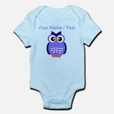 Custom Blue Owl Body Suit