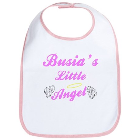 Busia's Little Angel Bib