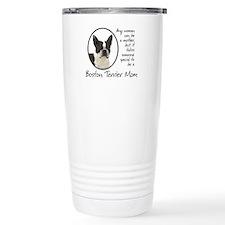 Boston Terrier Mom Travel Mug