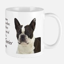 Boston Terrier Mom Mugs
