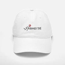 STOP HAMMERTIME Baseball Baseball Baseball Cap