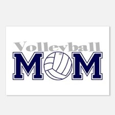 Volleyball Mom II Postcards (Package of 8)