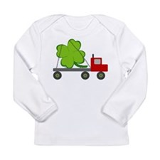 st patricks day delivery Long Sleeve T-Shirt