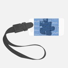 Different, not less. Luggage Tag