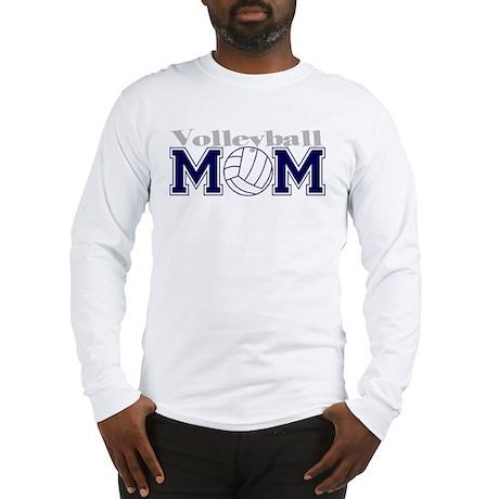 Volleyball Mom II Long Sleeve T-Shirt