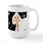 Miesha Johnston Large Mug