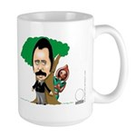 Frank Feschino Jr. Large Mug Mugs