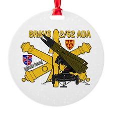 Bravo 2/62 ADA Ornament