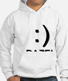 Smiley Face Dazed  Hoodie