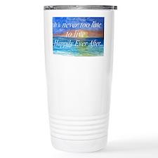 Beach inspiration Travel Mug