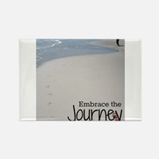 Embrace the Journey Magnets