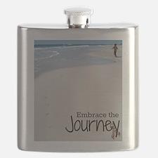 Unique Journey Flask