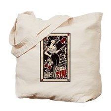 Pin-ups Tote Bag