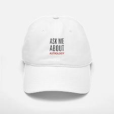 Ask Me Astrology Baseball Baseball Cap