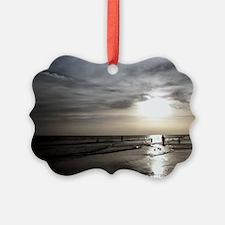 Siesta Keys Sunset Ornament