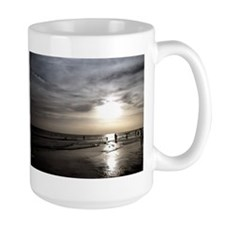 Siesta Keys Sunset Mugs