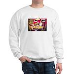 POKER DOGS Sweatshirt
