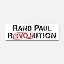 Rand Paul Revolution Car Magnet 10 x 3