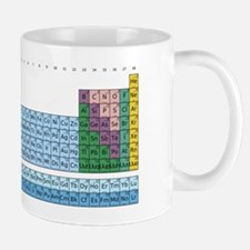 Sherlocks Periodic Table Mug Mugs