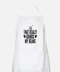 Grinding Coffee Beans Apron
