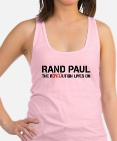 Rand Paul Racerback Tank Top
