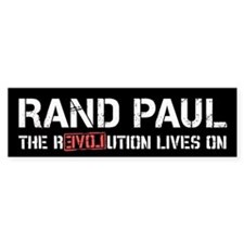 Rand Paul Bumper Bumper Sticker
