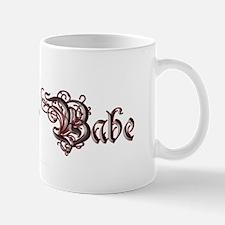 October Babe Mug