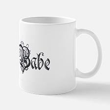 July Babe Mug