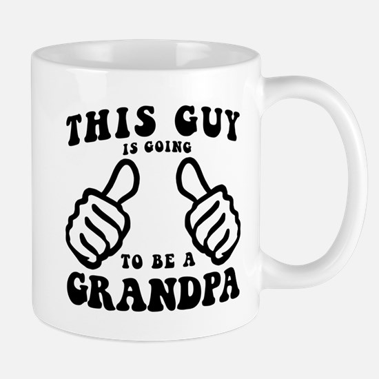 Going To Be A Grandpa Mug