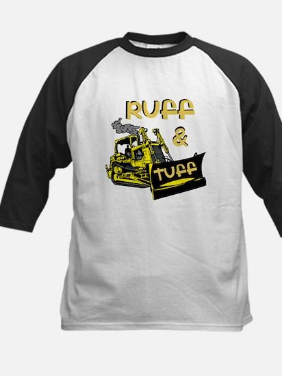 Ruff and Tuff Dozer Baseball Jersey