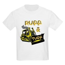 Ruff and Tuff Dozer T-Shirt