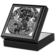 Chinese Zodiac – Dragon Keepsake Box