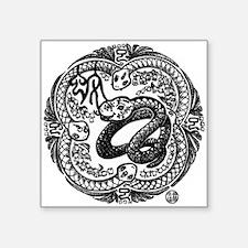 Chinese Zodiac – Snake Sticker