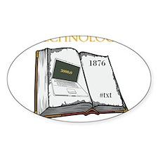 OYOOS PC Book design Decal
