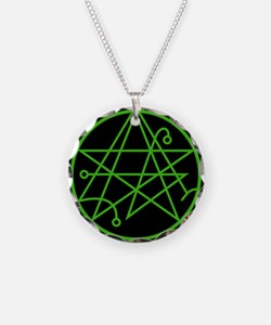 Cthulhu - Sigil of the Gateway Necklace