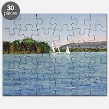 Trio of Sailboats, SML Puzzle