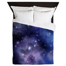 Starfield Queen Duvet