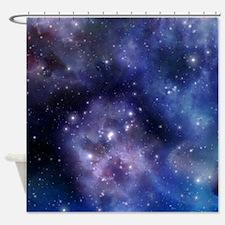 Starfield Shower Curtain