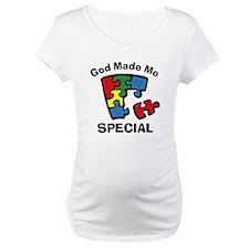 Autism God Made Me Special Shirt
