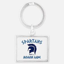 Spartans Keychains