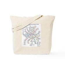 moscow-big Tote Bag