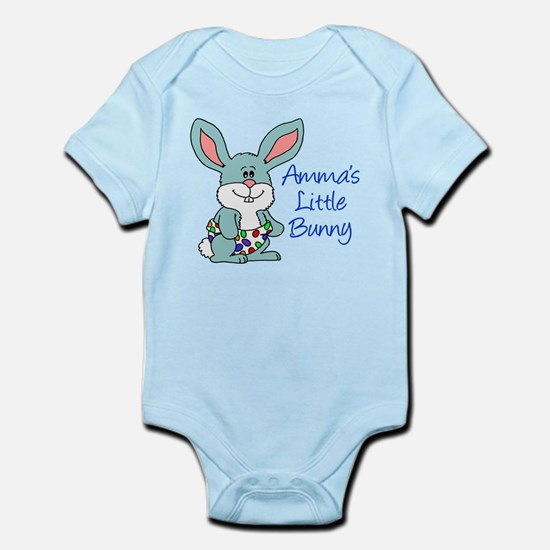 Ammas Little Bunny Body Suit