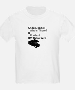 RV Knock, knock T-Shirt